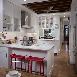 West Philadelphia Kitchen - contemporary - kitchen - philadelphia - by Hanson Ge -
