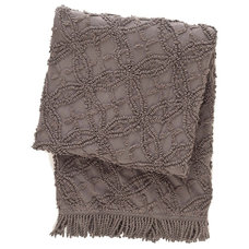 Contemporary Throws by Layla Grayce
