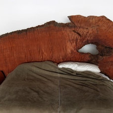 Eclectic Headboards by Urban Hardwoods