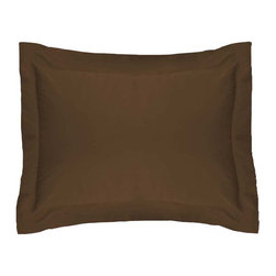 WestPoint Home - WestPoint Home Martex Solid Sham - 1C80240 - Shop for Pillowcases and Shams from Hayneedle.com! Describing the WestPoint Home Martex Solid Sham is one of those instances where saying What a sham! is a good thing. Jocularity aside this wonderful solid sham is ideal for pillows that need a little dressing up. It's made of easy-to-clean 70% polyester and 30% cotton and features a 130 thread count and 6-ounce polyester fill. Available in a variety of colors the Martex sham is solid choice for your bedding needs.