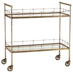 Contemporary Bar Carts by Masins Furniture