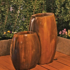 Outdoor Fountains And Ponds by Soothing Company
