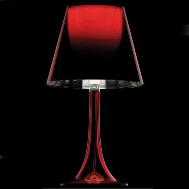 Flos - Flos | Miss K Table Lamp - Red - Design by Philippe Starck in 2003-2004.