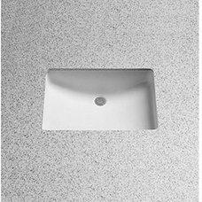 TOTO Small Rectangular Undercounter Lavatory w/ SanaGloss   Free Shipping