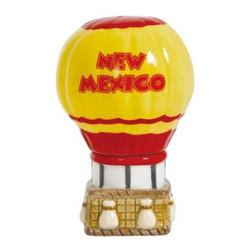 Westland - 4 Inch New Mexico Inspired Hot Air Balloon Salt and Pepper Shakers - This gorgeous 4 Inch New Mexico Inspired Hot Air Balloon Salt and Pepper Shakers has the finest details and highest quality you will find anywhere! 4 Inch New Mexico Inspired Hot Air Balloon Salt and Pepper Shakers is truly remarkable.