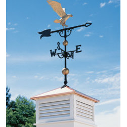 Whitehall Products LLC - Large Liberty Cupola - Color: White