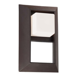 """The Great Outdoors - The Great Outdoors 72342-615B 2 Light 13"""" Height Outdoor Wall Sconce Ca - Two Light 13"""" Height Outdoor Wall Sconce from the Casona Square CollectionFeatures:"""