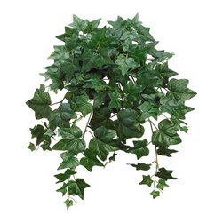 Silk Plants Direct - Silk Plants Direct English Ivy Vine Hanging Plant (Pack of 12) - Silk Plants Direct specializes in manufacturing, design and supply of the most life-like, premium quality artificial plants, trees, flowers, arrangements, topiaries and containers for home, office and commercial use. Our English Ivy Vine Hanging Plant includes the following: