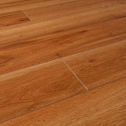 Natural hickory dupont laminate flooring by dupont home for Dupont laminate flooring