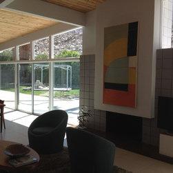 Palm Springs Mid Century Modern - Desert Window Creations llc