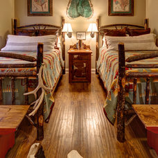 Traditional Bedroom by Mary McGaughy Interiors