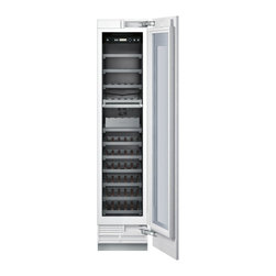 "Thermador 18"" Freedom Built-in Wine Preservation, Custom Panel 