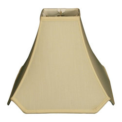 Royal Designs, Inc. - Pagoda Basic Lampshade - This Pagoda Basic Lampshade is a part of Royal Designs, Inc. Timeless Basic Shade Collection and is perfect for anyone who is looking for a traditional yet stunning lampshade. Royal Designs has been in the lampshade business since 1993 with their multiple shade lines that exemplify handcrafted quality and value.