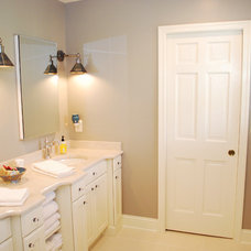 Traditional Bathroom by The Bellepoint Company