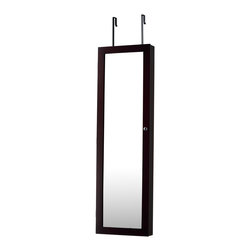 Innerspace Luxury Products Innerspace Jewelry Armoire