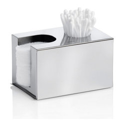 Nexio Dispenser for Cotton Buds - Polished