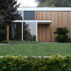 Modern Exterior by Studio 0.10 Architects