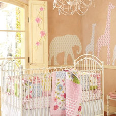 Modern Nursery Decor by Pottery Barn Kids