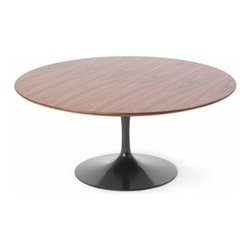 Knoll - Knoll | Saarinen 96-Inch Oval Dining Table - Design by Eero Saarinen, 1956.