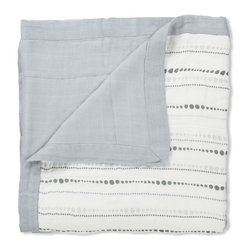 aden and anais - aden + anais Bamboo Dream Blanket in Moonlight Bead - aden anais Bamboo Dream Blanket in Moonlight Bead