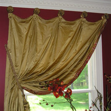 Window Treatments by In Touch Designs by Elita LLC