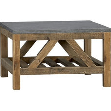 Eclectic Coffee Tables by Crate&Barrel