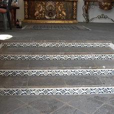 Asian Floor Tiles by Building Art