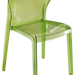 Green - Nord Chair Set of 4