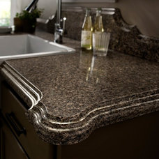 Vanity Tops And Side Splashes by STRATECH (Quartz and Granit Fabricator)