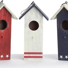 Traditional Birdhouses by Factory Direct Craft