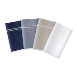 Southern Tide - Southern Tide Supreme Sateen Sheet Set - Sleep in the lap of luxury with the Southern Tide Supreme Sateen Sheet Set. The perfect set to achieve a sleek look in any bedroom, the supima cotton sheets will add superior softness and a touch of sheen to your bed.