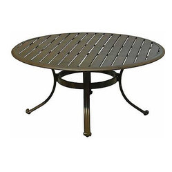 Panama Jack Island Breeze Patio Coffee Table