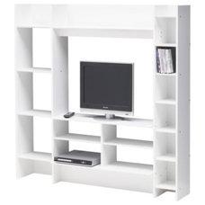 Modern Media Storage by IKEA
