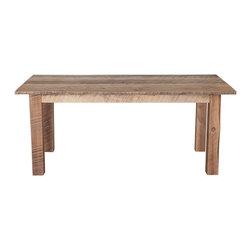 Reclaimed Barn Wood Harvest Table - Shaun Walton