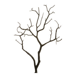 Silk Plants Direct - Silk Plants Direct Crackle Finished Driftwood Branch (Pack of 4) - Pack of 4. Silk Plants Direct specializes in manufacturing, design and supply of the most life-like, premium quality artificial plants, trees, flowers, arrangements, topiaries and containers for home, office and commercial use. Our Crackle Finished Driftwood Branch includes the following: