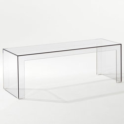 Kartell - Invisible Side High Table - Invisible Side High Table