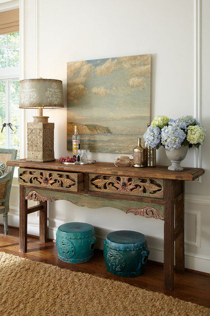 Asian Side Tables And Accent Tables by Soft Surroundings