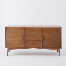 Midcentury Entertainment Centers And Tv Stands by West Elm UK