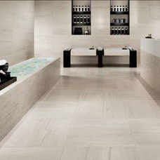 Contemporary Wall And Floor Tile Flooring
