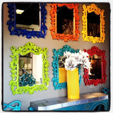 Eclectic  Eclectic Mirrors