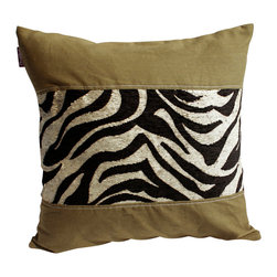 Blancho Bedding - Forest Treasure Linen Patch Work Pillow Floor Cushion  19.7 by 19.7 inches - Aesthetics and Functionality Combined. Hug and wrap your arms around this stylish decorative pillow measuring 19.7 by 19.7 inches, offering a sense of warmth and comfort to home buddies and outdoors people alike. Find a friend in its team of skilled and creative designers as they seek to use materials only of the highest quality. This art pillow by Onitiva features contemporary design, modern elegance and fine construction. The pillow is made to have invisible zippers, linen shells and fill-down alternative. The rich look and feel, extraordinary textures and vivid colors of this comfy pillow transforms an ordinary, dull room into an exciting and luxurious place for rest and recreation. Suitable for your living room, bedroom, office and patio. It will surely add a touch of life, variety and magic to any rooms in your home. The pillow has a hidden side zipper to remove the center fill for easy washing of the cover if needed.