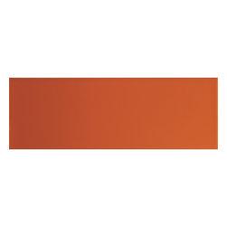 "moderno color: dark orange 6""x18"" -"