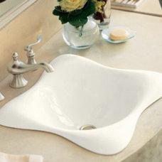 Eclectic Bathroom Sinks by PlumbingDepot.com