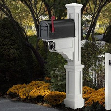 Traditional Mailboxes Mayne Dover Mailbox Package