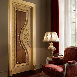 French Antique Interior Doors - Hand Made in Italy - Evaa International, Inc