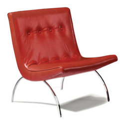 10-250 LIPSTICK CHAIR by Milo Baughman - Specifications: