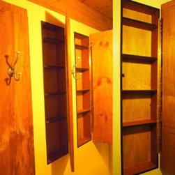 Three Children Three Bowls..Barn Style - Luxury Barn Style Interiors, by Edmund Terrence, LLC