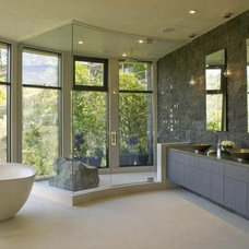 Bathrooms / bathroom with a view