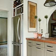 {the blog}: a kitchen intervention