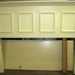Headboards Made From Doors - Headboards made from doors, old door headboards, headboard ideas